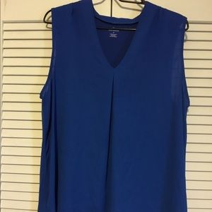 Worthington swing top to wear with dress suits